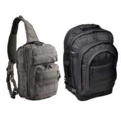 Backpacks & Gearbags