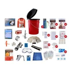 Bucket Survival Kit 5 Person
