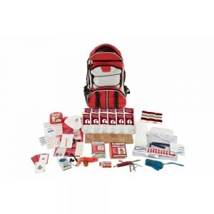 Deluxe Survival Kit Red