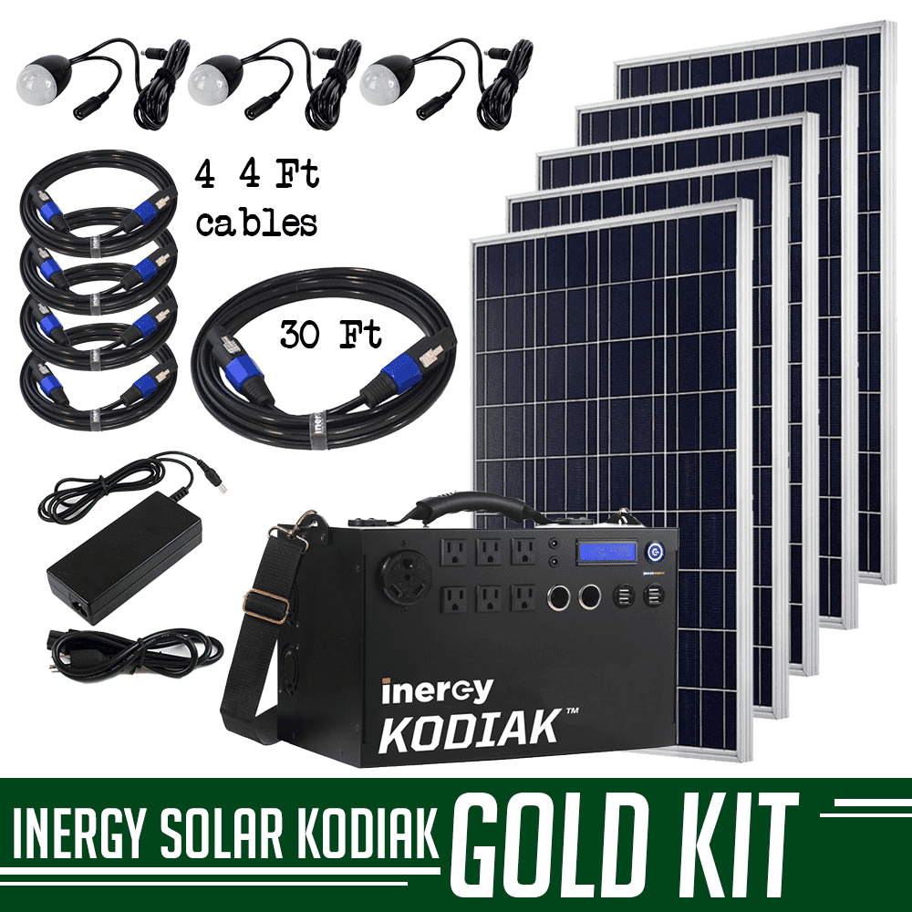 Inergy Kodiak Gold Kit