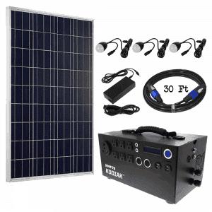 Inergy Kodiak Solar Generator Armory Survival