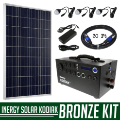 Inergy Kodiak Bronze Kit
