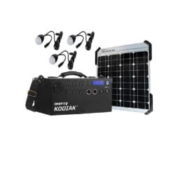 Inergy Solar Predator 50 Bronze Kit