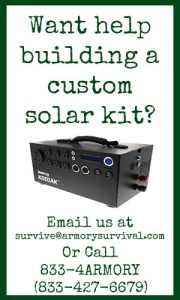 Custom Kodiak Solar Kits