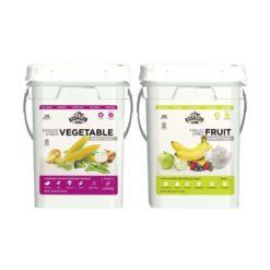 Augason Farms Fruit & Veggie Combo