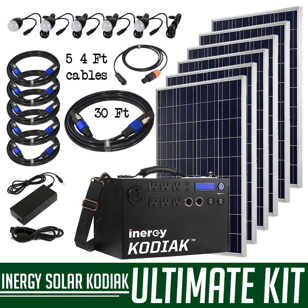 05d38836cb Inergy Kodiak Ultimate Solar Combo Kit