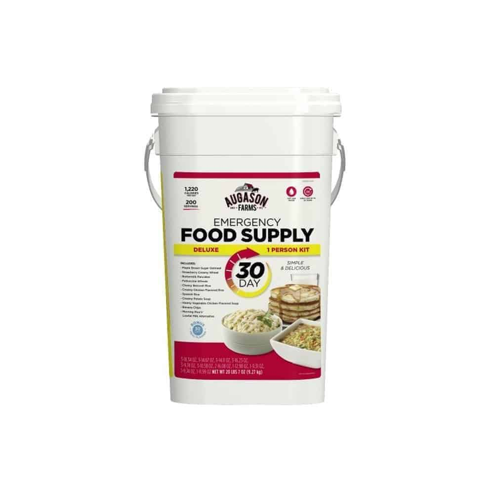 Augason Farms 30 Day Food Supply