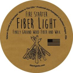 Fiber Light Fire Starter