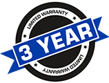 DuroMax 3 Year Warranty