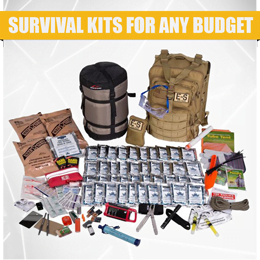 survival kits for any budget