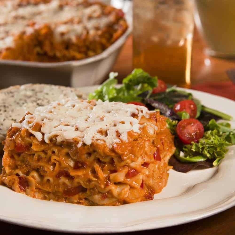 Wise Company Lasagna