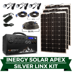 Apex Linx Silver Kit
