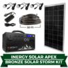 Apex Bronze solar storm