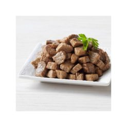 Freeze Dried Beef Chunks (Real Meat)