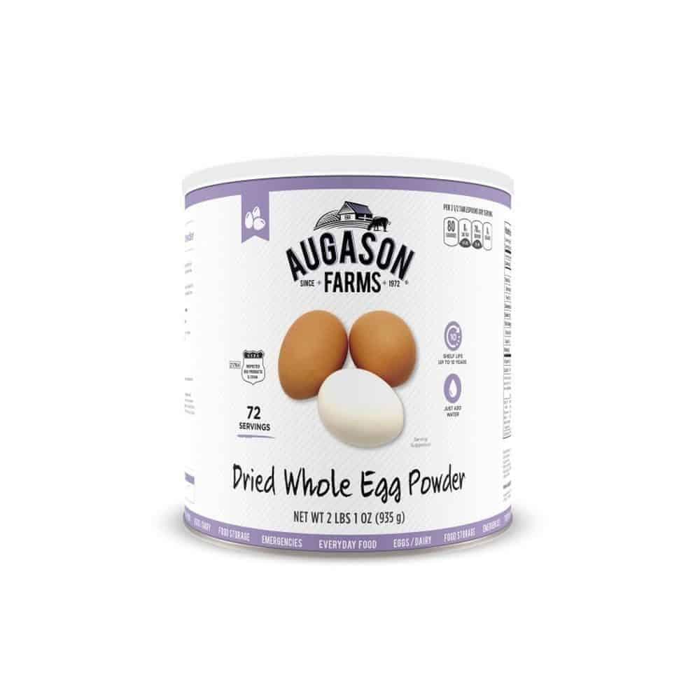 Augason Farms Dried Whole Eggs
