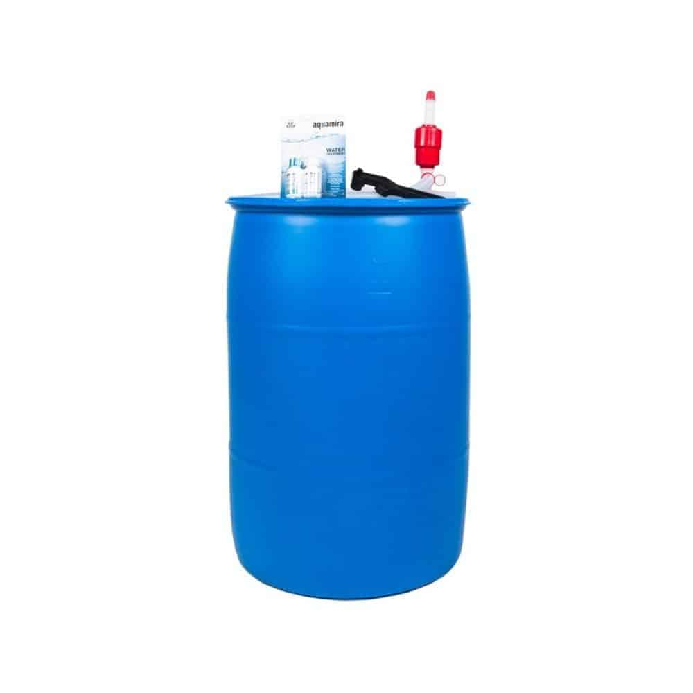 55 gallon water kit