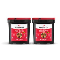 Ready Wise 120 Servings Meat