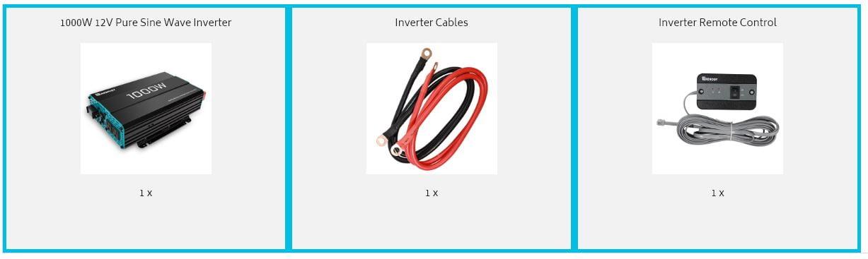 Renogy 1000W Inverter Contents