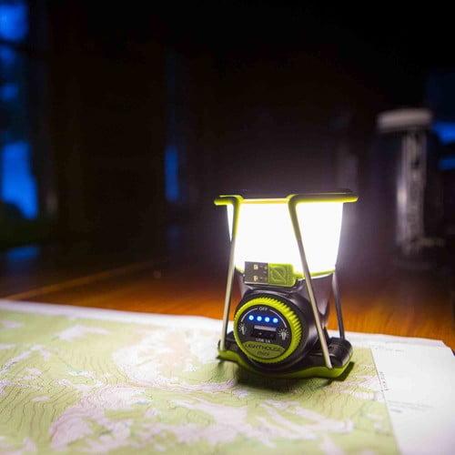 Goal Zero Lighthouse Mini Charging