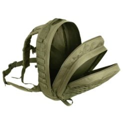 3day assault pack olive drab open
