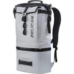 SOFTCBKPKLGRY_Pelican Soft Cooler Backpack – Compression Molded Grey