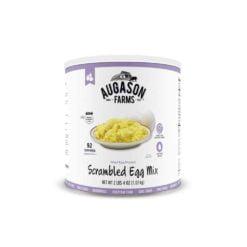 Dried Scrambled Egg Mix