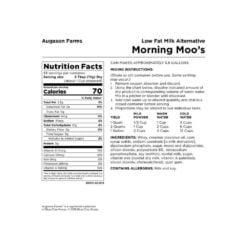 Morning Moo's® Low Fat Milk Alternative