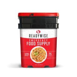 Readywise 120 emergency servings
