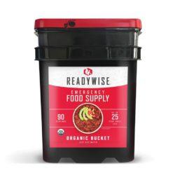 ReadyWise 90 serving organic