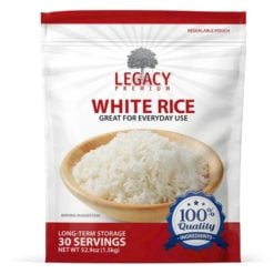 Long Shelf Life Parboiled Rice
