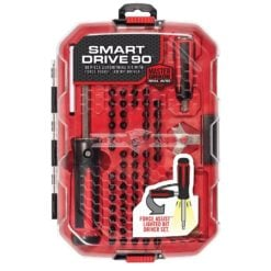 Real Avid Smart Drive 90 Pce – Gunsmithing Kit W/ Force Assist
