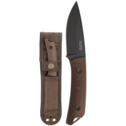 KA-BAR Globetrotter Fixed 3.5 in Black Blade Coyote Polymer