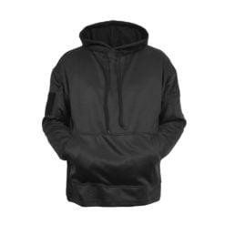 Concealed Carry Hoodie Black