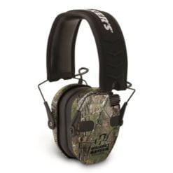 Walkers Razor Slim Electronic Quad Muff Realtree XTRA
